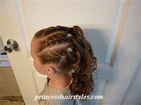 cute hairstyles princess easter hairstyles hairstyles for girls princess hairstyles