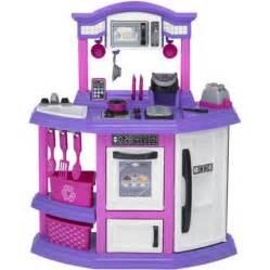 Kmart Kitchen Furniture american plastic toys baker s kitchen ft light up burner