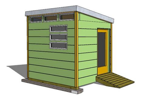 Modern Storage Shed Plans by Modern Storage Building Plans Pdf Woodworking