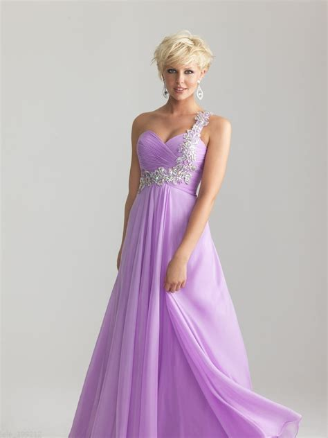 long chiffon formal evening ball gown prom dress bridesmaid party 2013 new long chiffon one shoulder formal prom dresses