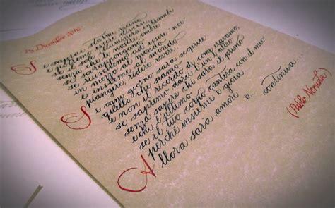 lettere calligrafia scrittura novit 224 ed eventi scrittura