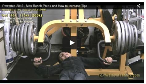 how to max out on bench press health and fitness walayatfamily com