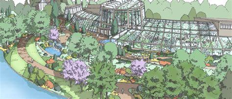 Tulsa Botanic Garden Tulsa Botanic Garden Master Plan