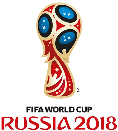 fifa world cup russia 2018 logo transparent png stickpng