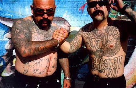 latino prison gangs