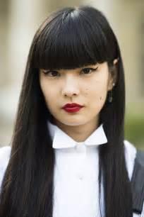 bangs hair 4 bangs hairstyles to bang or not to bang fashion tag blog