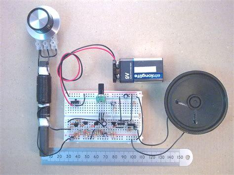 transistor radio kit solderless breadboard six transistor mw am radio kit of parts ebay