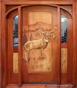 custom wood exterior doors marceladick
