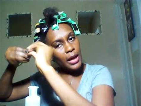 magnetic rollers on short natural hair youtube 26 hair sponge rollers on stretched natural hair youtube