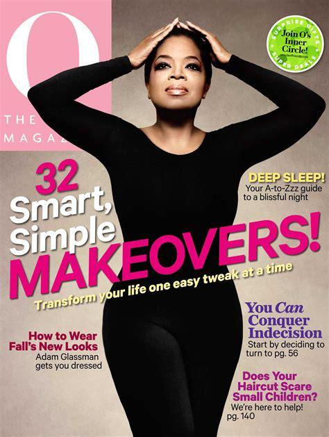 oprah winfrey o magazine o the oprah magazine hearst corporation