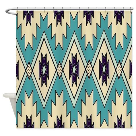 shower curtain sewing pattern native chieftain pattern shower curtain by walela