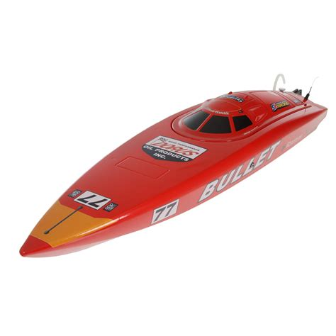 electric boat login joysway 8301 red bullet 2 4ghz rc speed boat at hobby