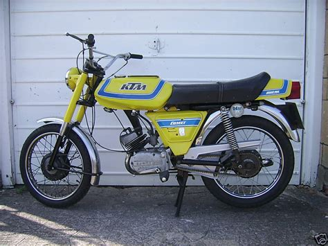 Ktm 50cc Moped Ktm Classic Motorcycles Classic Motorbikes