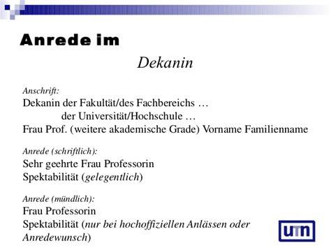 Anschreiben Anrede Herr Oder Herrn ppt19april2007