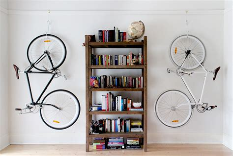 creative bike storage 30 creative bicycle storage ideas
