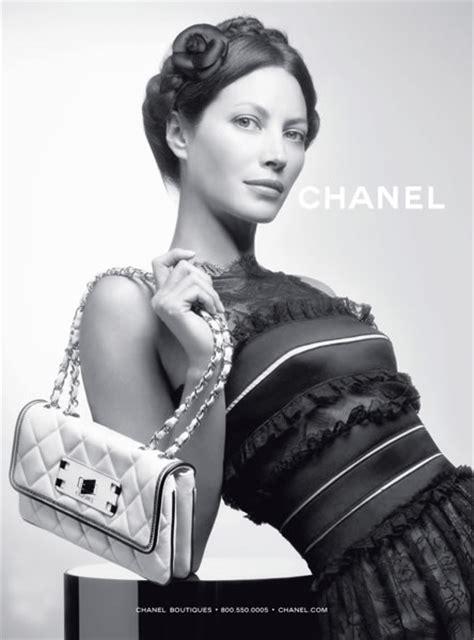 Turlington For Chanel 2008 by Turlington For Chanel Purseblog