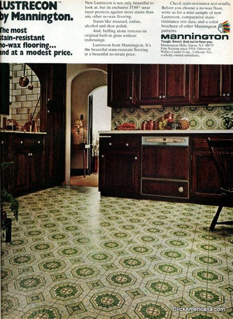 retro kitchen flooring get down with these groovy vinyl floors from the 70s