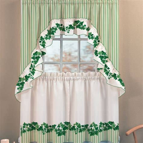 design kitchen curtains green ivy design kitchen curtains curtain design