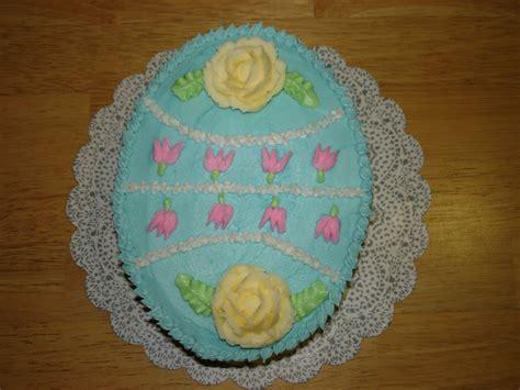 shaped cake how to make an egg shaped cake