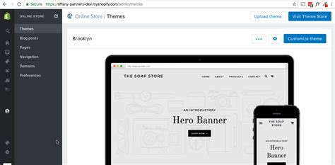 shopify themes bootstrap how to set up a local shopify theme dev environment