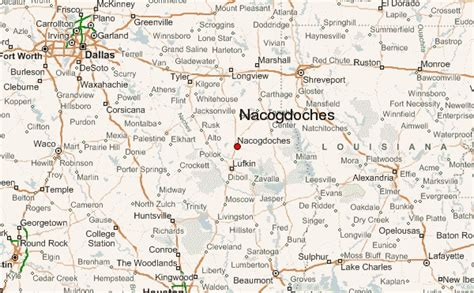 map of nacogdoches county texas nacogdoches location guide