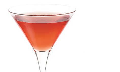 martini rose jack rose cocktail