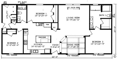 2500 square foot floor plans 2500 square foot house plans 2500 sq ft modular house plans single story google search 17 best