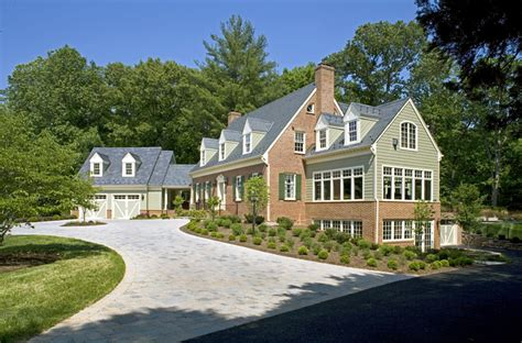 charming cape cod style renovated home with beautiful curb renovation remodel in mclean va bowers design build