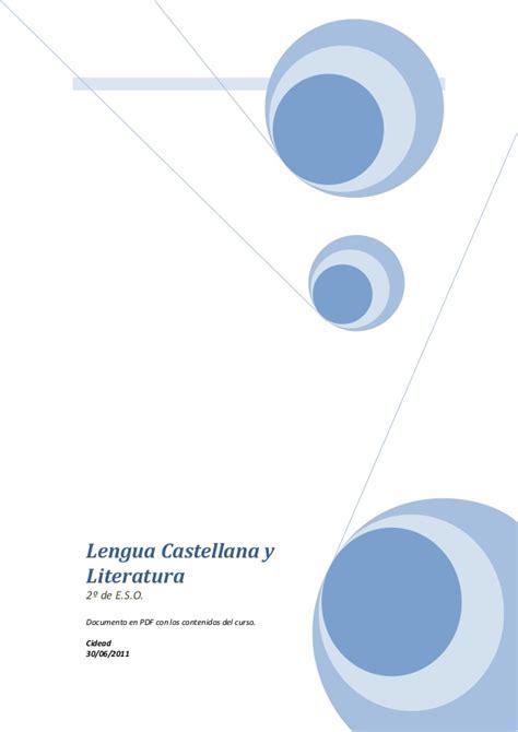 libro lengua y literatura 2 lengua y literatura 2