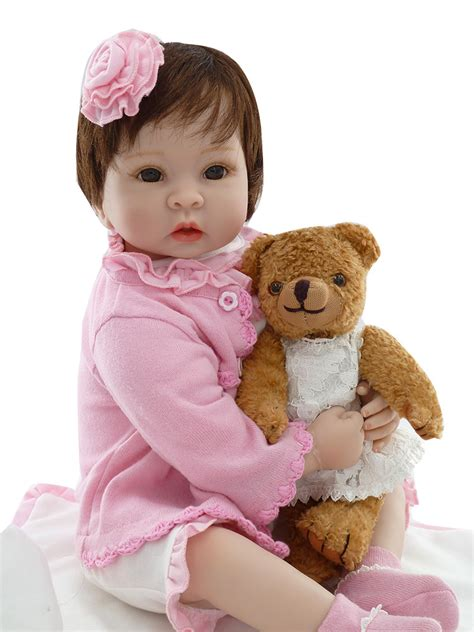 22 best images about children reborn babies dolls 22 inch silicone baby dolls cloth