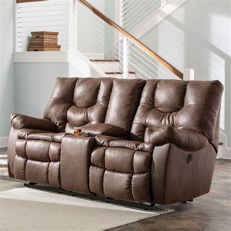 burgett espresso reclining power reclining living room set burgett espresso glider reclining loveseat w console