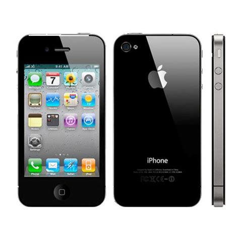Hp Iphone 4 S 16gb apple iphone 4s 16gb black white gsm unlocked ios smartphone ebay