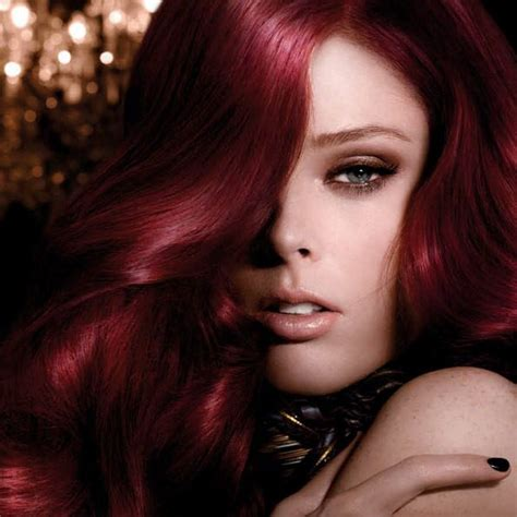25 Perfect Burgundy Hair Color Styles