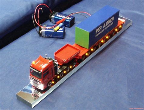 beleuchtung lkw lkws mit led beleuchtung