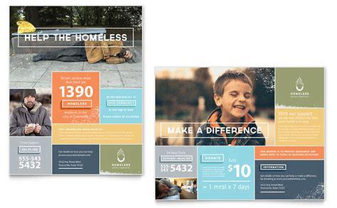 ngo newsletter templates homeless shelter newsletter