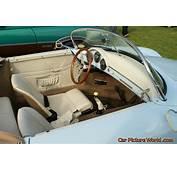 1957 Porsche Speedster Interior