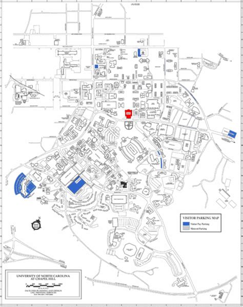 map of carolina chapel hill of carolina at chapel hill map chapel