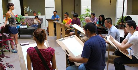 Drawing Classes figure drawing with eric beltz uc santa barbara events