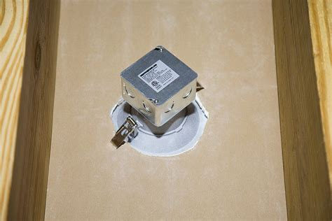 j box led lights 4 quot recessed led downlight w built in junction box and
