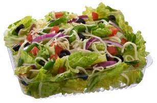 garden salad blackjack pizza