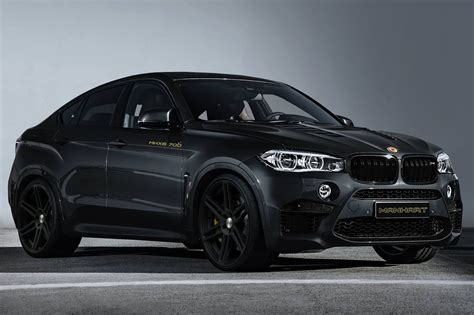 x6m bmw manhart bmw x6m mhx6 700 with 700 horsepower