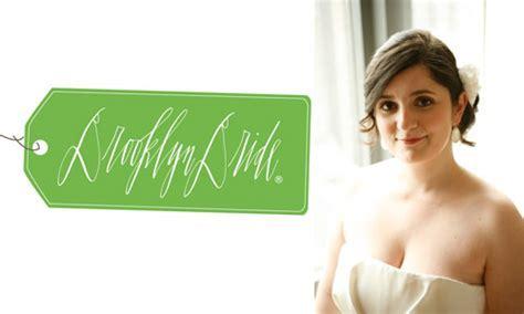 Top Wedding Blog Posts from Vané at Brooklyn Bride