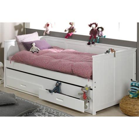 lit gigogne avec tiroirs de rangement lit gigogne tiroir