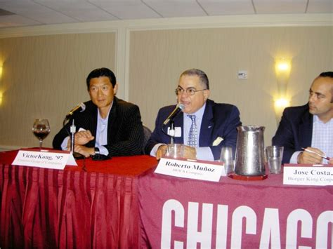 Mba Miami Conference by Top Multinationals At Chicagobooth S Miami Conference