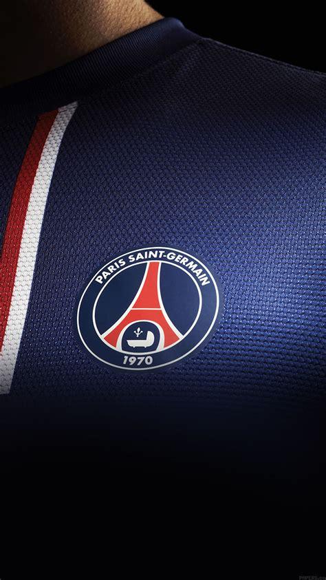 ac wallpaper psg paris saint germain fc jersey logo soccer papersco