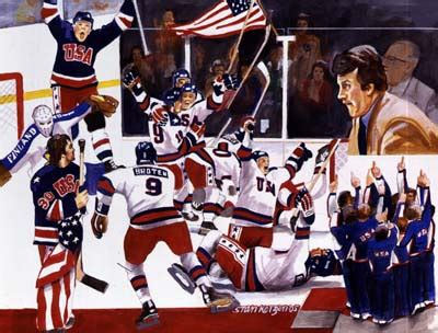 The Miracle Story Hockey Miracle On