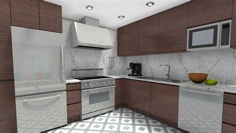 New Kitchen Design Updates Roomsketcher Blog New Design For Kitchen
