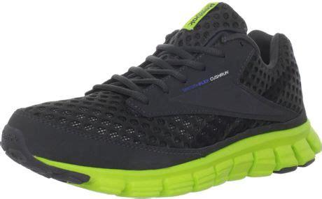 reebok running shoes 2012 reebok smoothflex running shoe in green for gravel