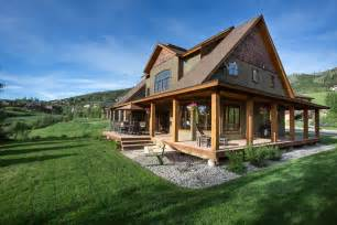mountain style house plans dreamy mountain home in steamboat steamboat springs real