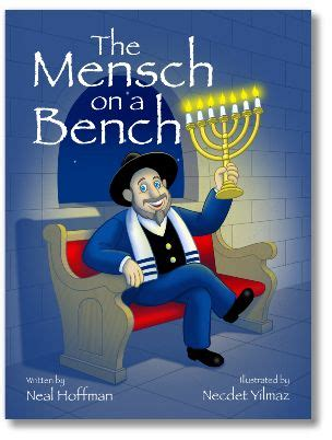 the mensch on a bench for all the jewish kids that were jealous of elf on a